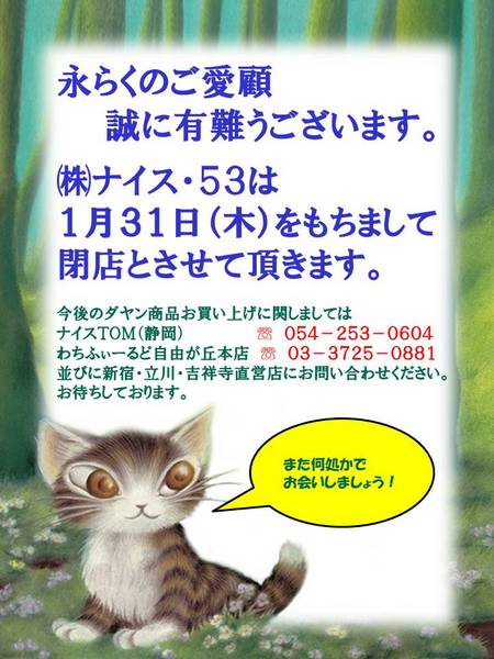 H30年12月ナイス平塚閉店.jpg