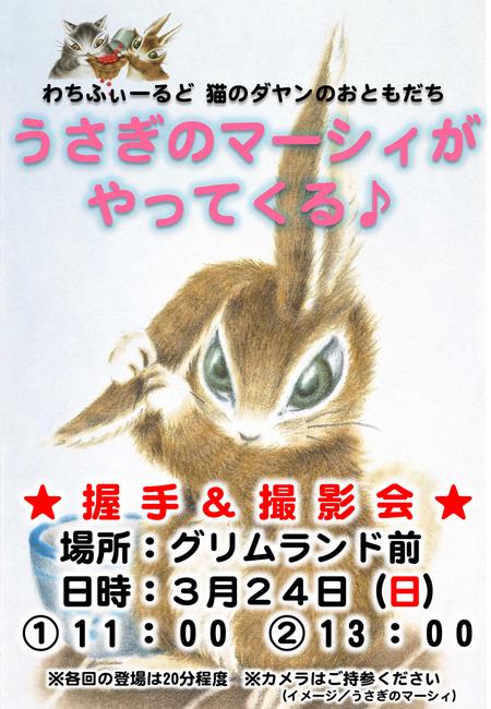うさぎのマーシィがやって来る19.03.24.jpg